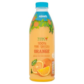 Tesco Orange Juice 1 l