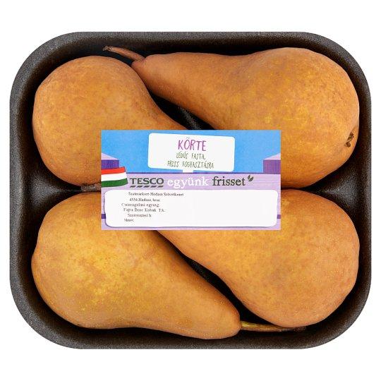 Tesco Pears 4 pcs