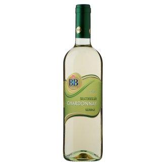 BB Balatonboglári Chardonnay Dry White Wine 12,5% 0,75 l