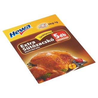 Hewa extra sütőzacskó 35 x 43 cm 5 db