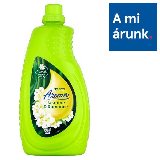 Tesco Aroma Jasmine & Romance Fabric Softener 66 Washes 2 l