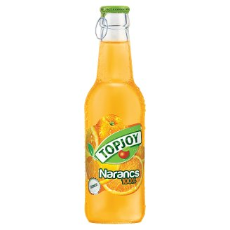 Topjoy 100% Orange Drink 250 ml