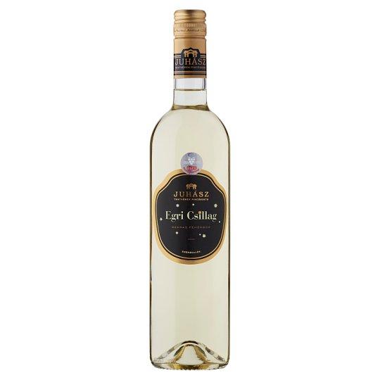 Juhász Egri Csillag száraz fehérbor 12,5% 750 ml