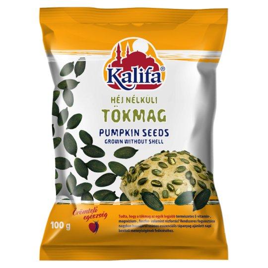 Kalifa Pumpkin Seeds Grown without Shell 100 g