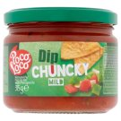 Poco Loco Mild Tomato Dip with Tomatoes and Green Peppers 315 g