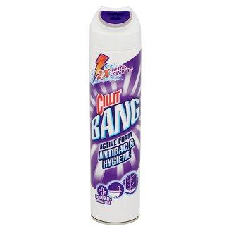 Cillit Bang Aktív Hab Antibakteriális fürdőszobai tisztítószer 600 ml