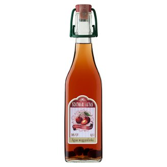 Szatmári Sour Cherry Palinka on Fruit Bed 38% 0,5 l