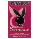 Playboy Queen of the Game Eau de Toilette for Her 40 ml