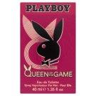Playboy Queen of the Game női eau de toilette 40 ml