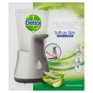 Dettol Aloe Vera and Vitamin E No-Touch Complete Hand Washing System and Refill 250 ml