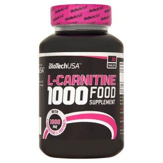 BioTechUSA L-Carnitine 1000 Food Supplement 30 pcs 54 g