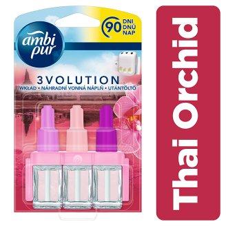 Ambi Pur 3Volution Thai Orchid Elektromos Légfrissítő Utántöltő 20 ml