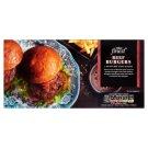 Tesco Finest gyorsfagyasztott, fűszeres marhahús pogácsa 4 db 454 g