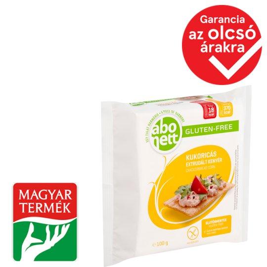 Abonett Gluten-Free Corn Extruded Crackerbread 100 g
