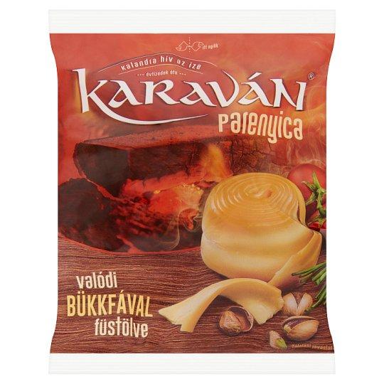 Karaván Semi-Hard, Semi-Fat, Smoked Parenyica Cheese 105 g