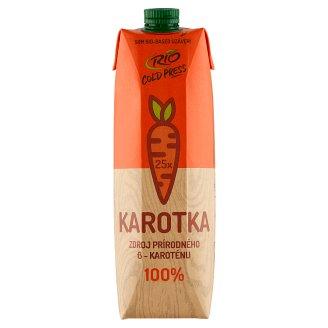 RIO FRESH 100% Carrot Juice 1 l