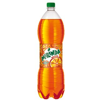 Mirinda narancs szénsavas üdítőital édesítőszerekkel 1,75 l
