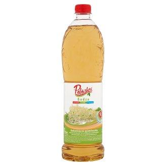Pölöskei Elder Flavoured Syrup with Sugar and Sweetener 1 l