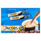 Jacobs 2in1 Instant Coffee 20 pcs 280 g