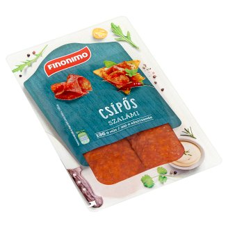 Finonimo Sliced Hot Salami 75 g