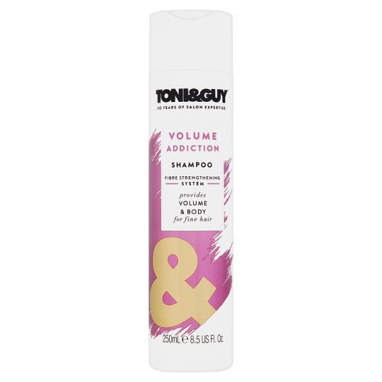 Toni&Guy Volume Addiction Shampoo for Fine Hair 250 ml