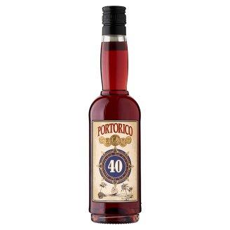 Portorico 40 Spirit 40% 0,5 l