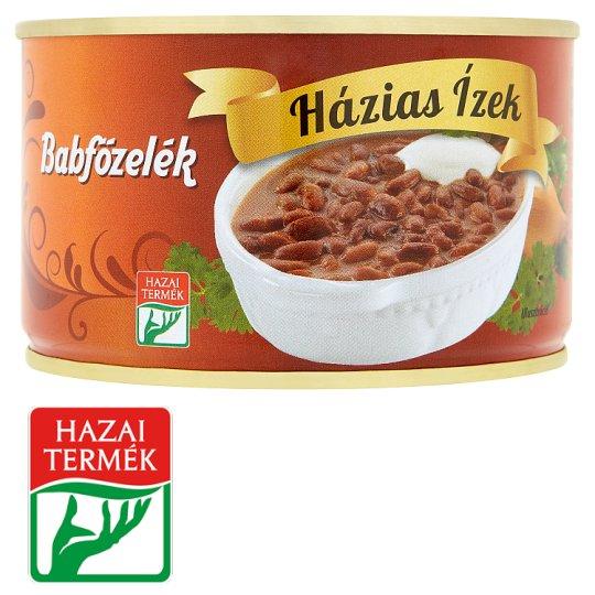 Házias Ízek Dish of Bean 400 g