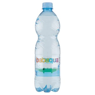 Babaqua Still Natural Mineral Water 0,75 l