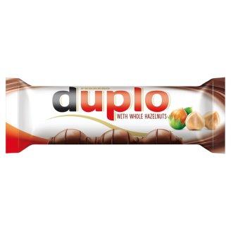 Ferrero Duplo Wafer with Whole Hazelnuts Coated in Milk Chocolate 26 g