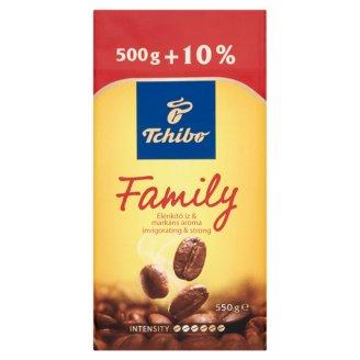 Tchibo Family őrölt, pörkölt kávé 550 g