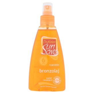 Dr. Kelen Sun Save bronzolaj SPF 6 150 ml