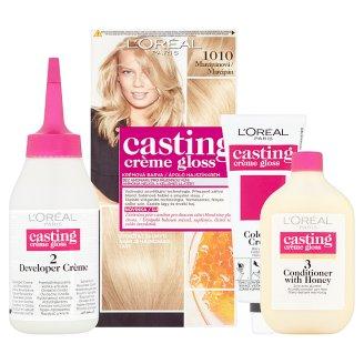 image 2 of L'Oréal Paris Casting Crème Gloss 1010 Marzipan Care Hair Colorant