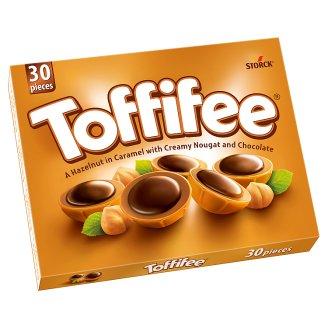 Toffifee mogyoró karamellben, mogyorós nugátkrémmel és csokoládéval 250 g