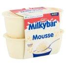 Nestlé Milkybar Mousse fehér csokoládé ízű habkrém 4 x 55 g