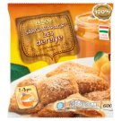 Tesco Quick-Frozen Pastry Filled with Apricot Jam 600 g