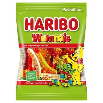 Haribo Wummis gyümölcsízű gumicukorka 100 g