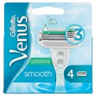 Venus Smooth Sensitive Pótfej, 4 db