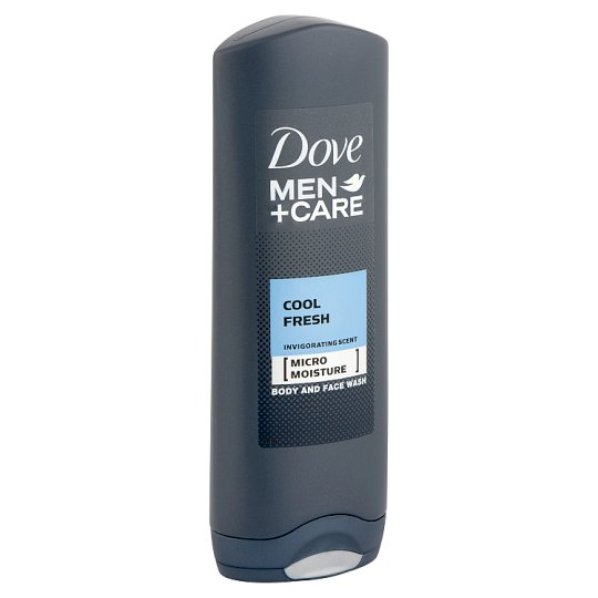 Dove Men+Care Cool Fresh Shower Gel 250 ml