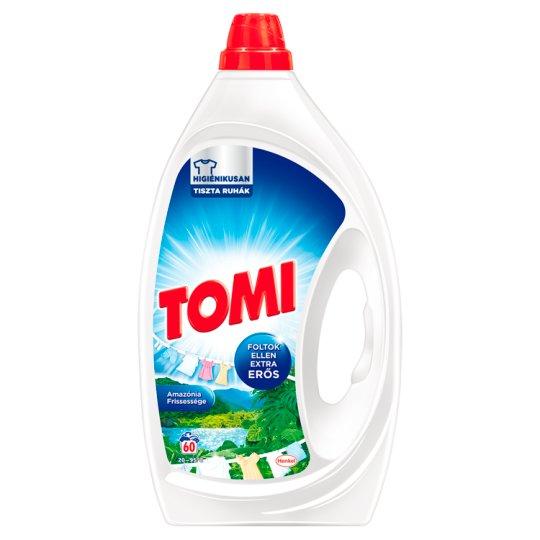 Tomi Max Power Amazonian Freshness Liquid Detergent 60 Washes 3 l