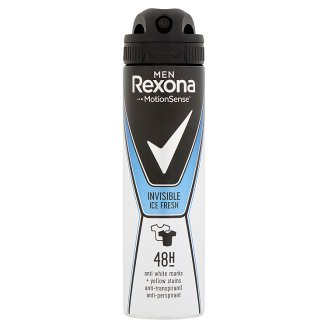 Rexona Men Invisible Ice Fresh izzadásgátló aeroszol 150 ml