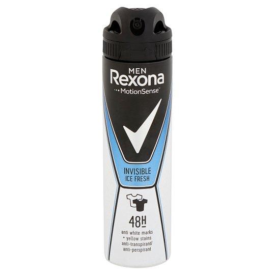 Rexona Men Invisible Ice Fresh Anti-Perspirant Aerosol 150 ml