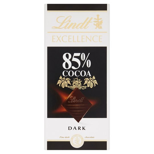 Lindt Excellence Fine Dark Chocolate 85% 100 g