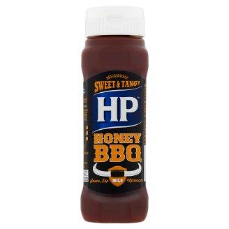 HP Honey Woodsmoke Flavour BBQ Sauce 465 g