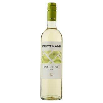 Frittmann Duna-Tisza közi Irsai Olivér száraz fehérbor 12% 750 ml