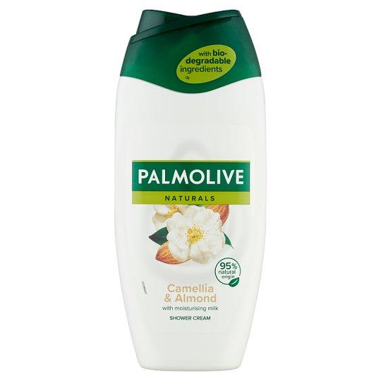 Palmolive Naturals Camellia Oil & Almond Shower Cream 250 ml
