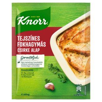 Knorr Fix tejszínes fokhagymás csirke alap 47 g