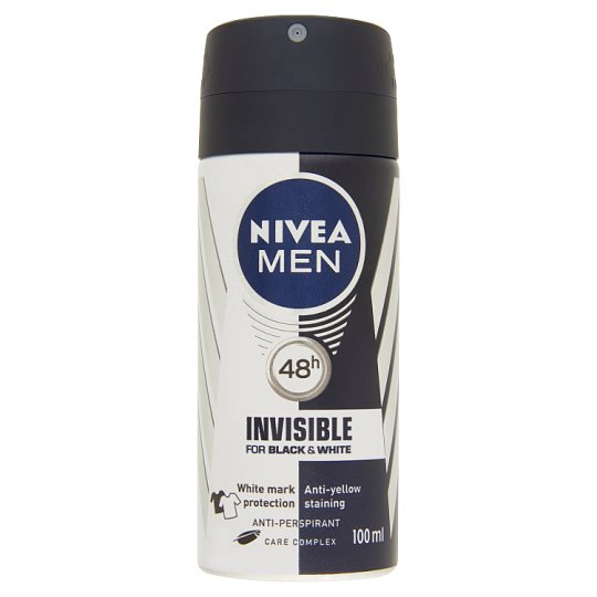 NIVEA MEN Invisible for Black & White Original Anti-Perspirant Deodorant 100 ml