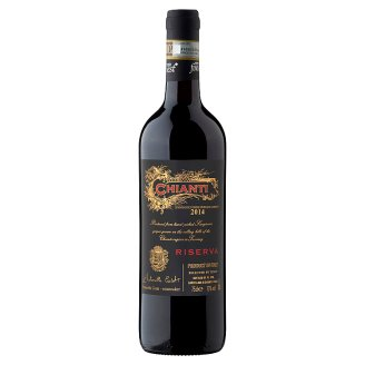 Chianti Riserva vörösbor 13% 75 cl