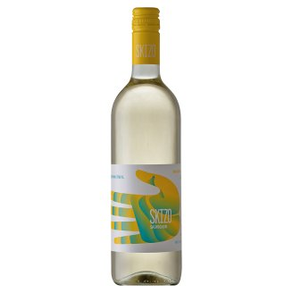 Skizo Sauvignon Dry White Wine 12% 0,75 l