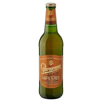 Staropramen Unfiltered Light Wheat Beer 5% 0,5 l
